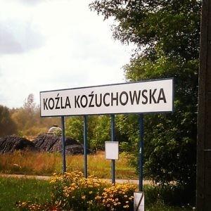 Stacja z literówką, fot. Anna Iwanowska