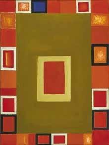 abstrakcja 1973 NOWOSIELSKI