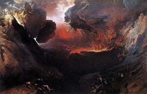 MARTIN John Great Day of His Wrath, źródło: Wikimedia Commons