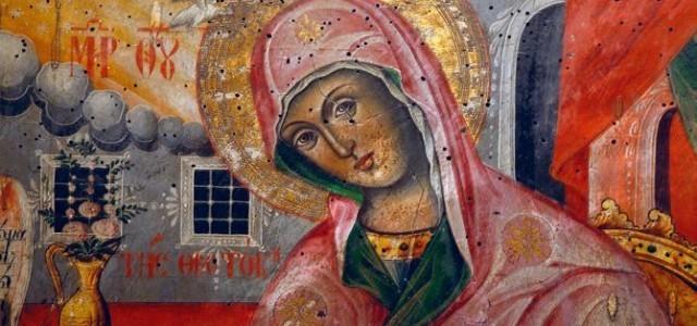 Mężczyzna kobietą, Chrystus Maryją