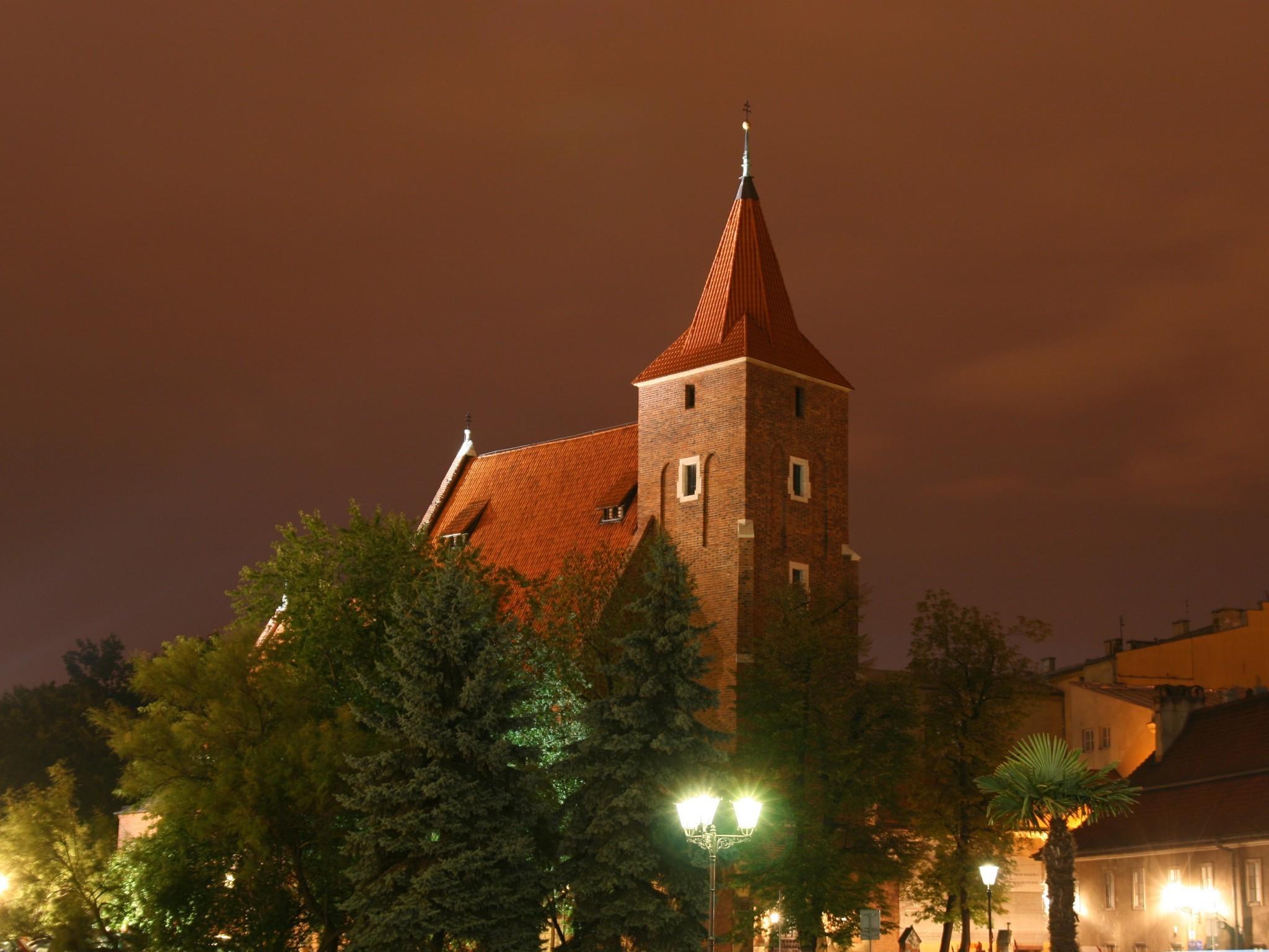 Kościół św. Krzyża - fot. Wikimedia Commons