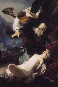Izaaka ofiara