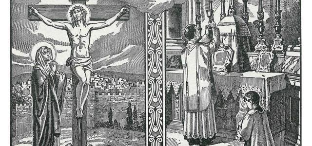 Droga Krzyżowa z myślami świętych