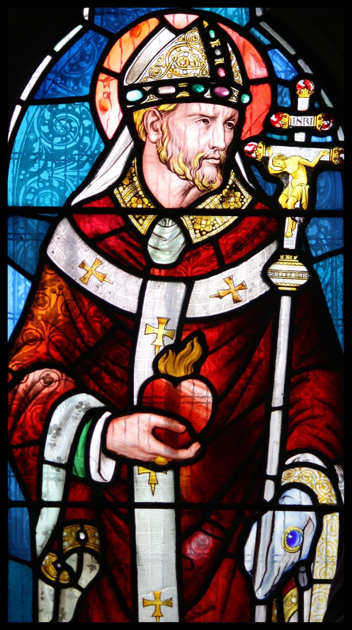 św. Augustyn z Hippony - fot. Flickr