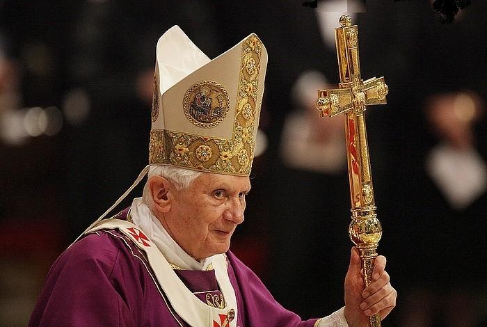 Benedykt XVI - fot. Deon