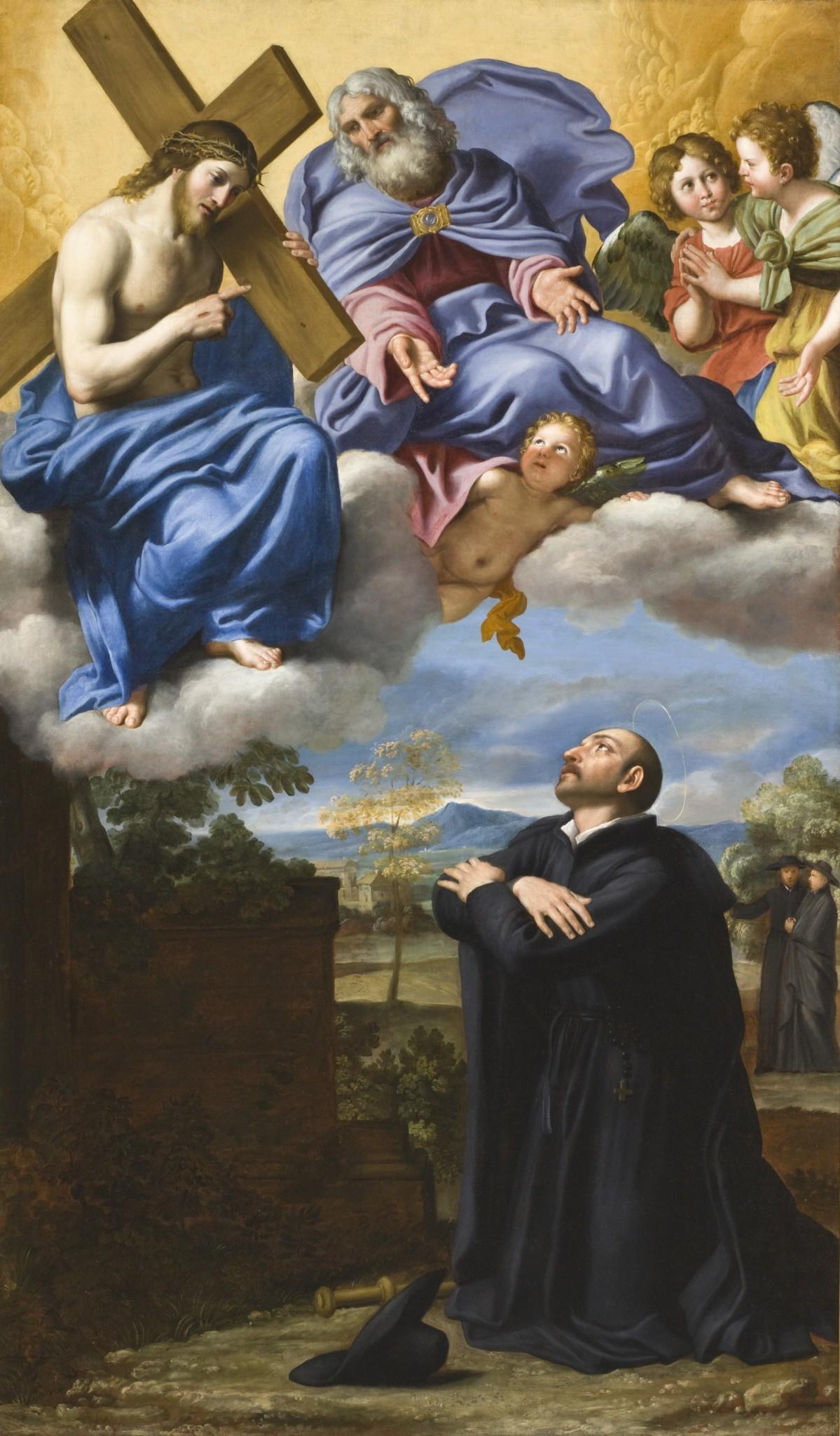 św. Ignacy Loyola - fot. Wikimedia Commons