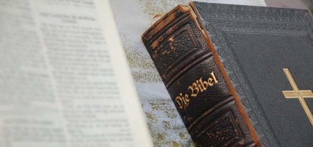 Zdominowany przez Słowo Boże