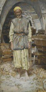 Św. Józef wg Jamesa Tissota