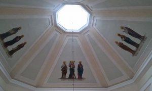 Apostołowie Czerniczyn kopuła.jpg, źródło: Wikimedia commons