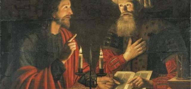 Nocne rozmowy o chrzcie