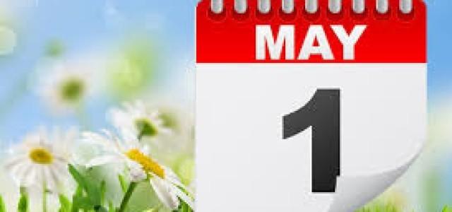 Co w maju?