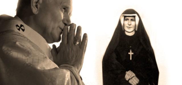 Rok Bożego Miłosierdzia, czyli przygotowanie całego świata na bliskie i ostateczne przyjście Jezusa według Św. Siostry Faustyny i Św. Jana Pawła II