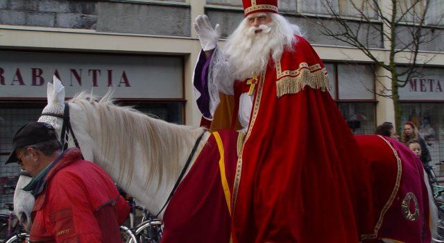 Święty Mikołaj po holendersku