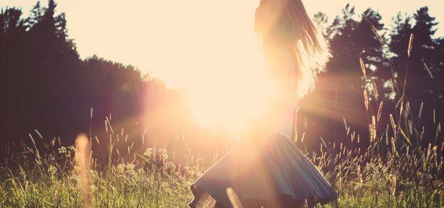 Kobieto! Jesteś słońcem!