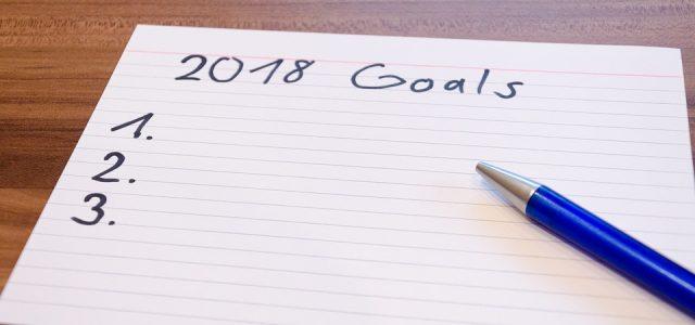 Dlaczego robię listę postanowień noworocznych?