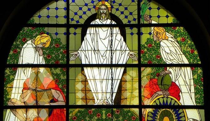 """""""Zmartwychwstanie"""" (katedra św. Mikołaja w Bielsku-Białej)"""