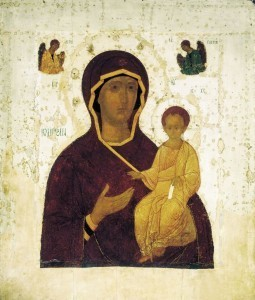 Hodigitria Smoleńska , 1482