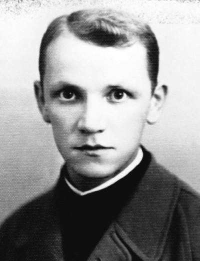 """Ks. Władysław Gurgacz """"Sem"""" - fot. podziemiezbrojne.blox.pl"""