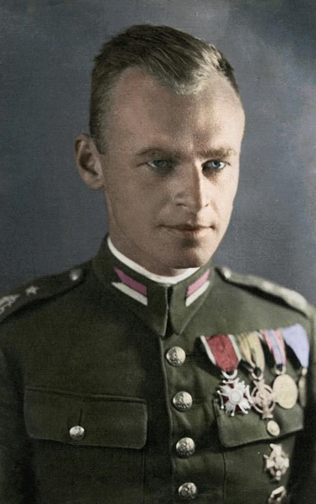 Rtm Witold Pilecki - fot. Wikimedia Commons
