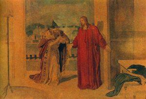 Nikodim and Jesus.jpeg, źródło: Wikimedia commons