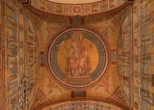 Ecclesia Deckenmedallion.jpg, źródło: Wikimedia Commons